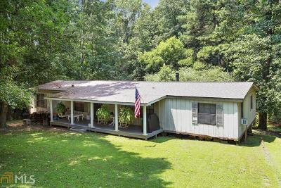 Cumming Single Family Home For Sale: 2835 Punch Hammond Rd