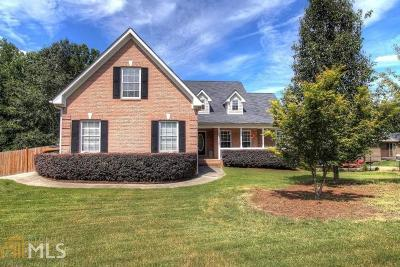 Oxford Single Family Home Under Contract: 100 Green Valley Dr