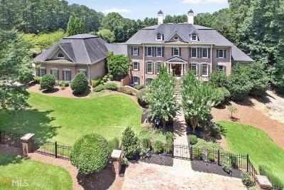 Acworth Single Family Home For Sale: 2801 Spreading Oaks Dr