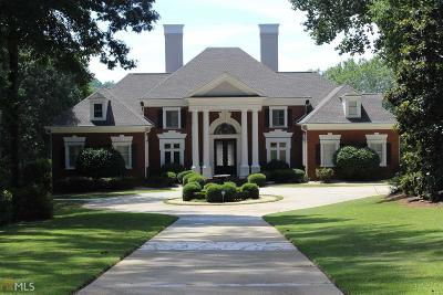 Alpharetta, Milton, Roswell Single Family Home For Sale: 2365 Saddlesprings