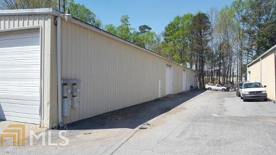 Commercial Lease For Lease: 1470 Lake City Industrial Ct #B