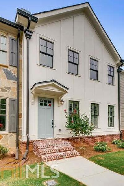 Decatur Condo/Townhouse For Sale: 1218 Church St