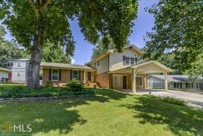 Dekalb County Single Family Home For Sale: 4943 Cambridge Dr