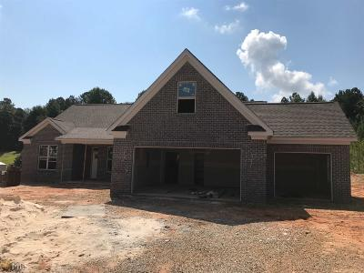 Monroe Single Family Home For Sale: 2133 Apalachee Trl #Lot 9