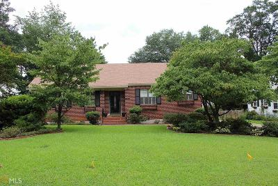 Decatur Single Family Home For Sale: 891 Derrydown Way