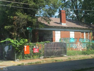 Fulton County Single Family Home For Sale: 493 Winton Ter