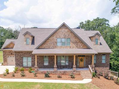 McDonough Single Family Home For Sale: 404 Tomahawk Trl
