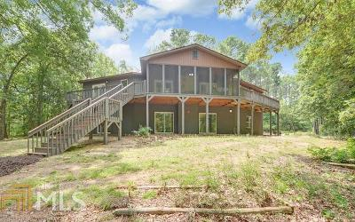 Elbert County, Franklin County, Hart County Single Family Home For Sale: 9265 Reed Creek Hwy
