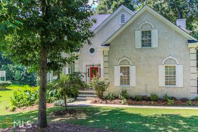 Peachtree City Single Family Home For Sale: 534 Pinegate Rd