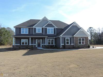 Fayette County Single Family Home For Sale: Huckaby Rd #1