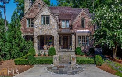 Buckhead Single Family Home For Sale: 3134 E Wood Valley Rd