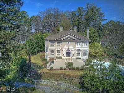 Dekalb County Single Family Home For Sale: 1476 Brook Valley Ln