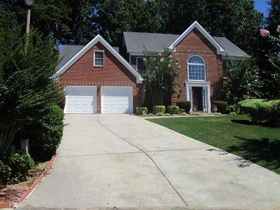 Stone Mountain Single Family Home For Sale: 502 Fortune Ridge Rd