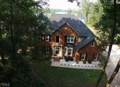 Henry County Single Family Home For Sale: 186 Shoreline Way