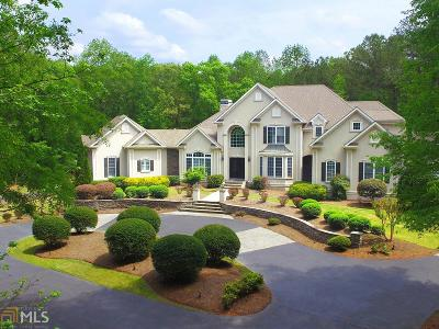 Peachtree City Single Family Home For Sale: 1309 Layor Ct