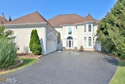 Alpharetta Single Family Home For Sale: 350 Driver Circle Ct