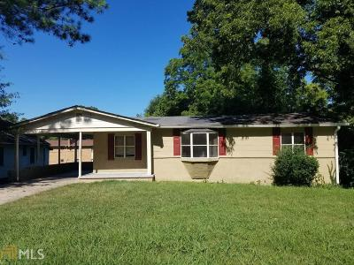 Atlanta Single Family Home For Sale: 2275 Camp Ground Rd