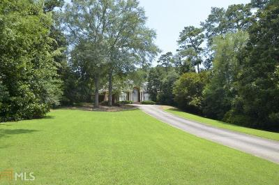 Buckhead Single Family Home For Sale: 1707 W Wesley Rd