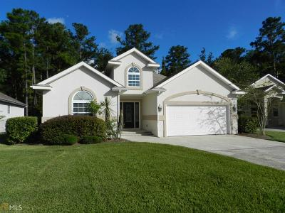 Osprey Cove Single Family Home For Sale: 1603 Sandpiper Ct