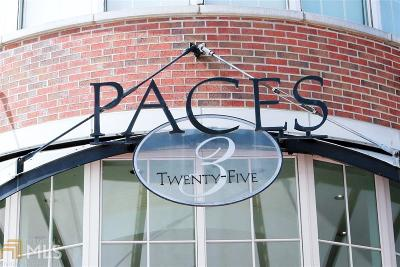 Paces 325 Condo/Townhouse For Sale: 325 E Paces Ferry Rd #504