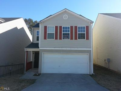 Clayton County Single Family Home For Sale: 5446 Waterfall Ct