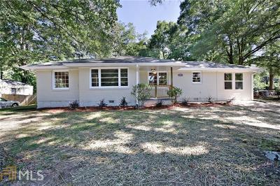 Decatur Single Family Home Back On Market: 2718 Joyce Ave