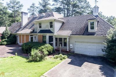 Roswell, Sandy Springs Single Family Home For Sale: 9350 Coleman Rd