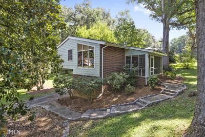 Dekalb County Single Family Home For Sale: 997 Burton Dr