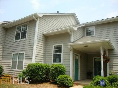 Clayton County Condo/Townhouse For Sale: 9466 Cypress Ln