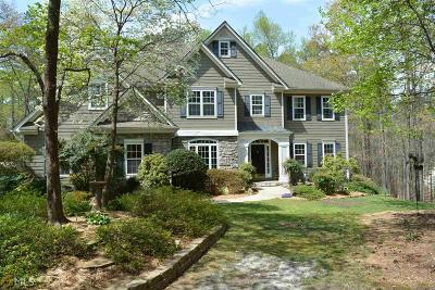 Peachtree City Single Family Home For Sale: 1203 Greers Trl