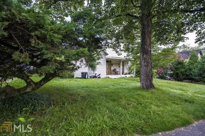 Norcross Single Family Home For Sale: 370 Thrasher St