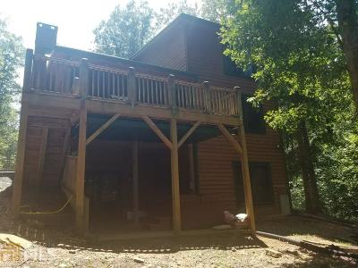 Cleveland Single Family Home For Sale: 229 Cabin Lake Rd