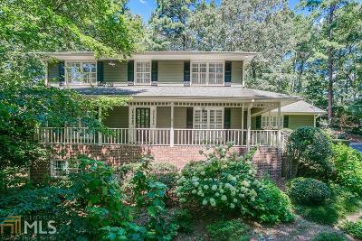 Snellville Single Family Home For Sale: 2553 Schooner Cv
