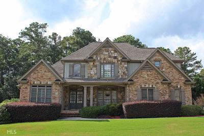 Grayson Single Family Home For Sale: 839 Natchez Valley Trce