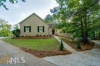 Coweta County Single Family Home For Sale: 140 Oak Ridge Dr