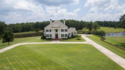 Coweta County Single Family Home For Sale: Williams Mill Rd
