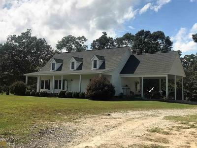 Garfield GA Single Family Home Under Contract: $154,900