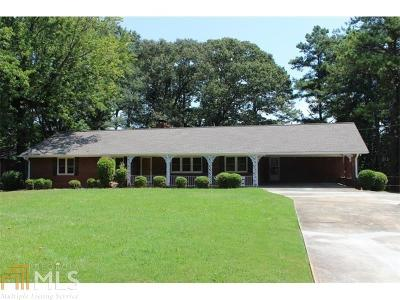 Fulton County Single Family Home For Sale: 4600 Janice Dr