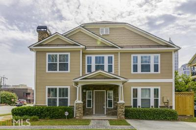 Atlantic Station Condo/Townhouse For Sale: 204 16th St
