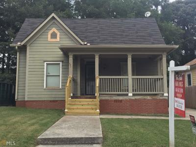 Adair Park Single Family Home For Sale: 771 Bonnie Brae Ave