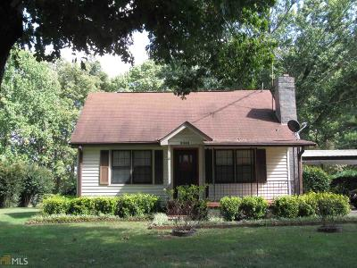 Dekalb County Single Family Home For Sale: 2360 Panola Rd