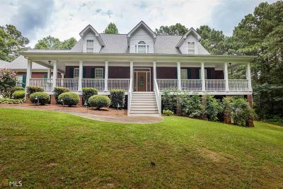 Rockdale County Single Family Home New: 4011 Miller Bottom Rd