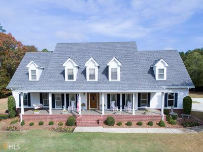 Henry County Single Family Home New: 885 Kelleytown Rd
