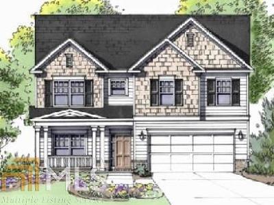 Hiram Single Family Home For Sale: 205 Gorham Gates Dr #11