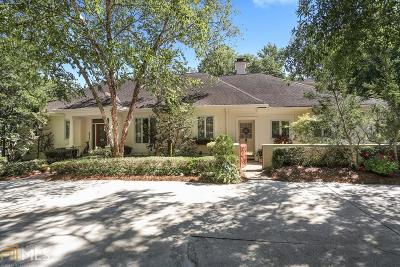 Single Family Home For Sale: 4062 Keswick Dr