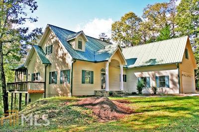 Dahlonega Single Family Home For Sale: 71 River Mist Dr