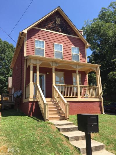 Fulton County Single Family Home For Sale: 74 Little St