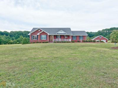 Covington Single Family Home For Sale: 650 Springview