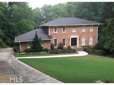 Dekalb County Single Family Home For Sale: 1409 Holly Bank Cir