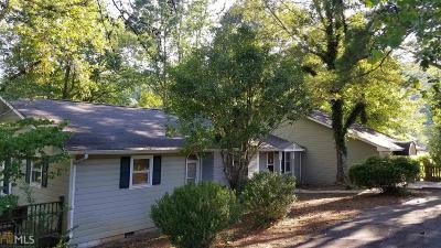Helen Single Family Home For Sale: 6830 Alt Hwy 75
